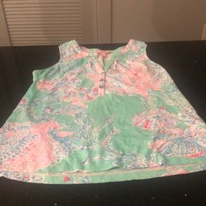 Size small Lilly tank top